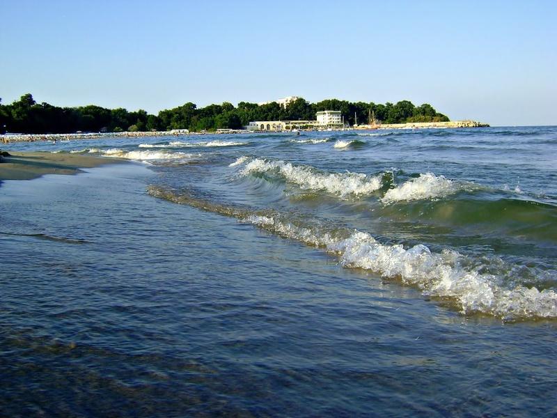 южния плаж на КИТЕН