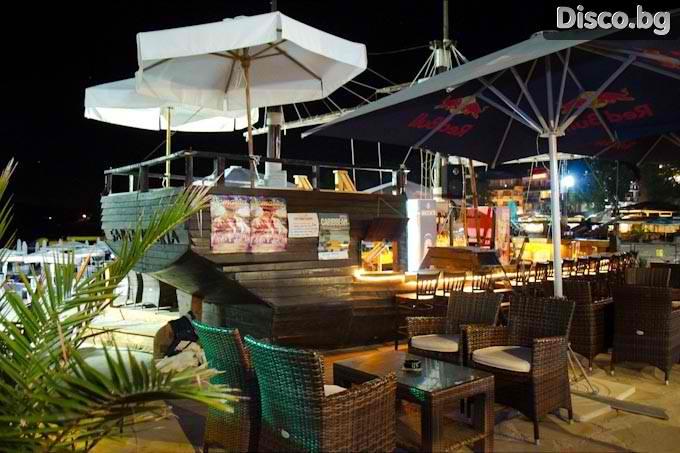 дискотека Кариби -плаж Атлиман